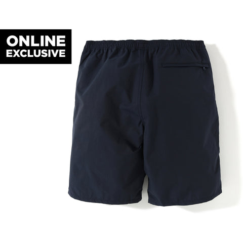 ONE POINT BEACH PANTS M BAPEC MENS