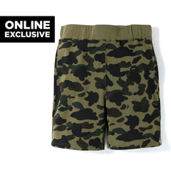 1ST CAMO SWEAT SHORTS M BAPEC MENS