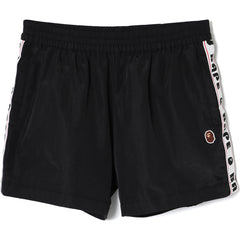 LOGO TAPE SHORTS LADIES