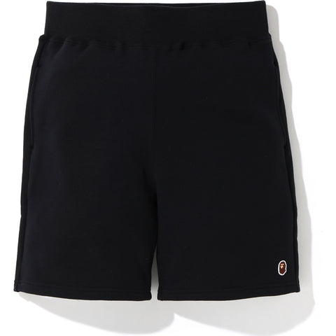 ONE POINT SWEAT SHORTS MENS