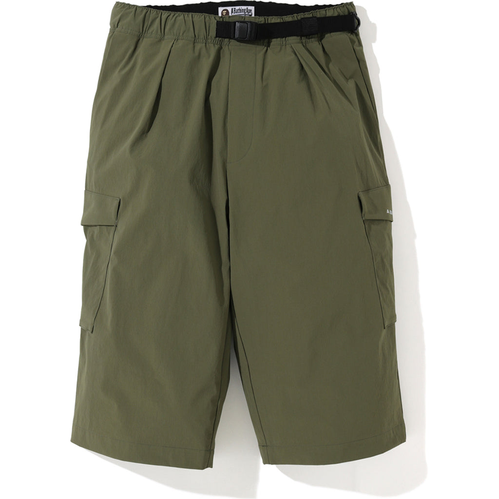 STRETCH WIDE SHORTS MENS