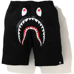 SPACE CAMO SHARK REVERSIBLE SHORTS MENS