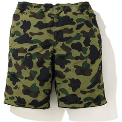 1ST CAMO BEACH SHORTS MENS