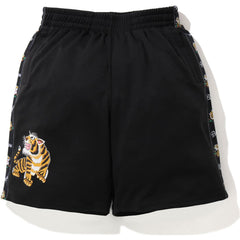 TIGER WIDE JERSEY SHORTS MENS