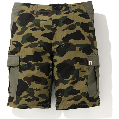 1ST CAMO WIDE 6POCKET SHORTS MENS