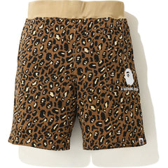 LEOPARD SHORTS MENS