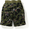SHARK 1ST CAMO WIDE SWEAT SHORTS MENS
