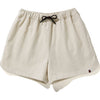 CORDUROY EASY SHORTS LADIES