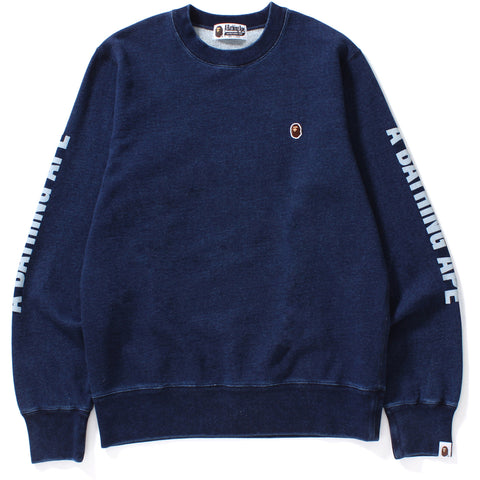 INDIGO CHAMPION CREWNECK MENS