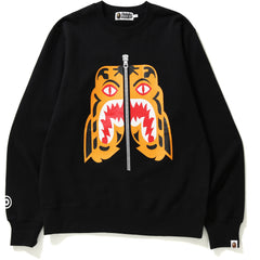 TIGER CREWNECK MENS