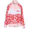 ABC LOGO TAPE TRACK JACKET LADIES
