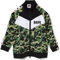ABC LOGO TAPE TRACK JACKET KIDS