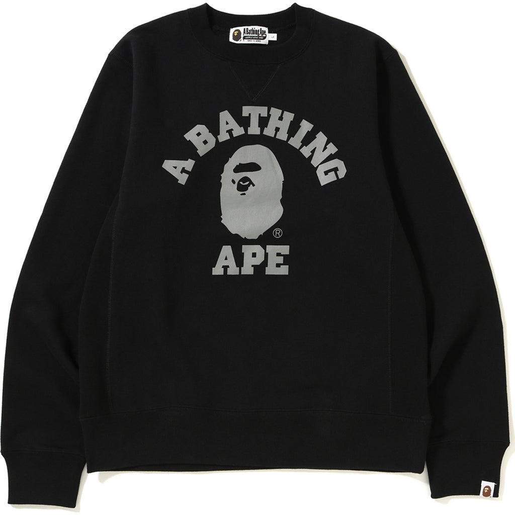 COLLEGE HEAVY WEIGHT CREWNECK MENS