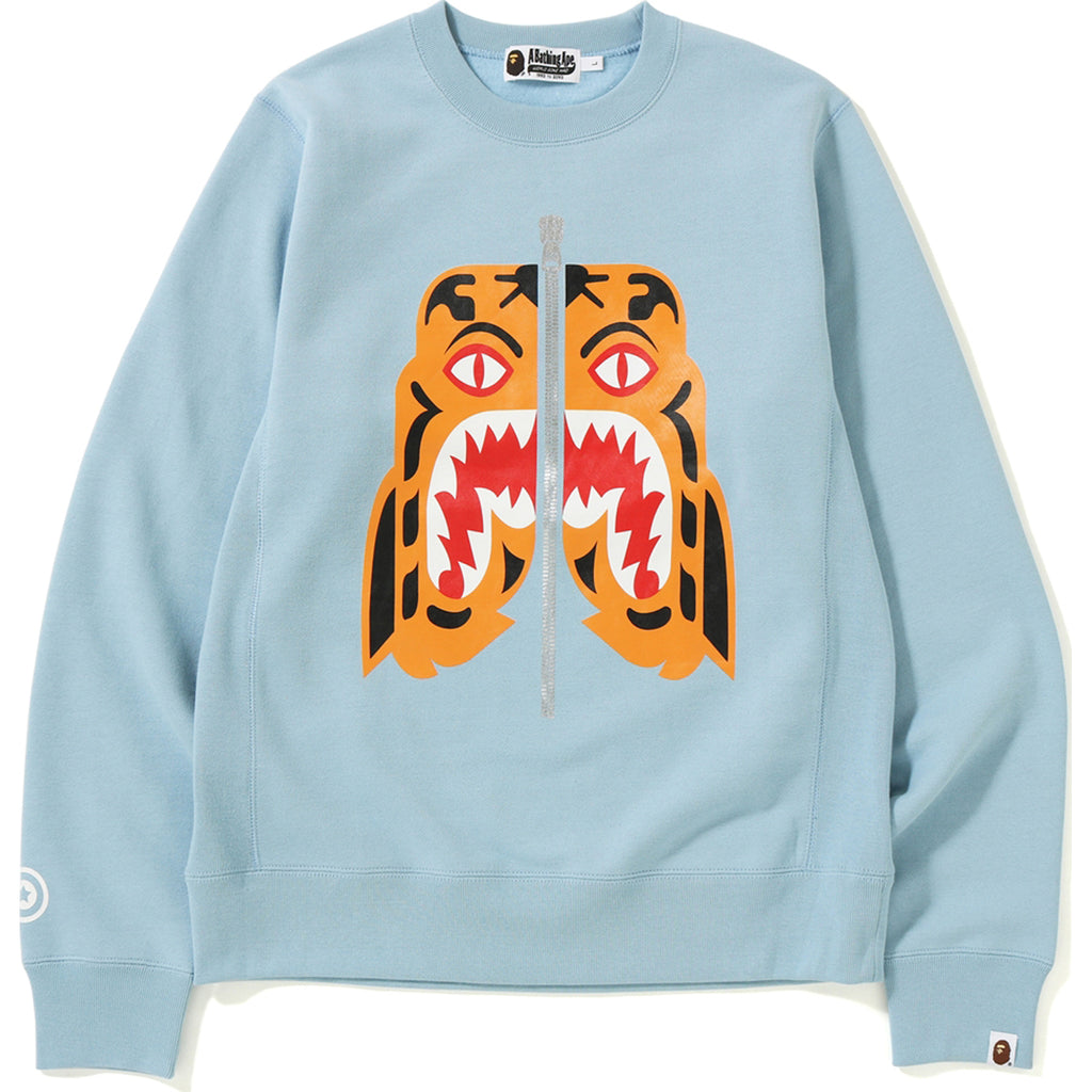 TIGER HEAVY WEIGHT CREWNECK MENS