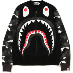 BIG SHARK WIDE CREWNECK MENS