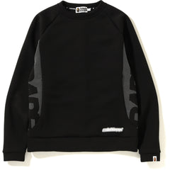 DOUBLE KNIT CREWNECK MENS