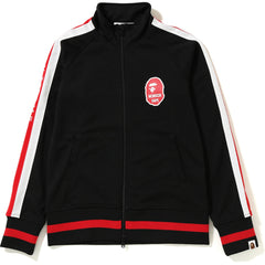 LOGO TAPE TRACK TOP LADIES