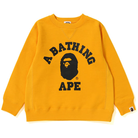 COLLEGE HEAVY WEIGHT CREWNECK KIDS