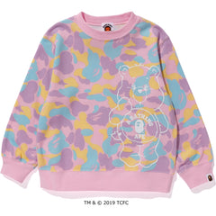 BAPE X CARE BEARS CREWNECK KIDS