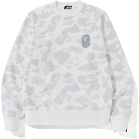 CITY CAMO CREWNECK MENS