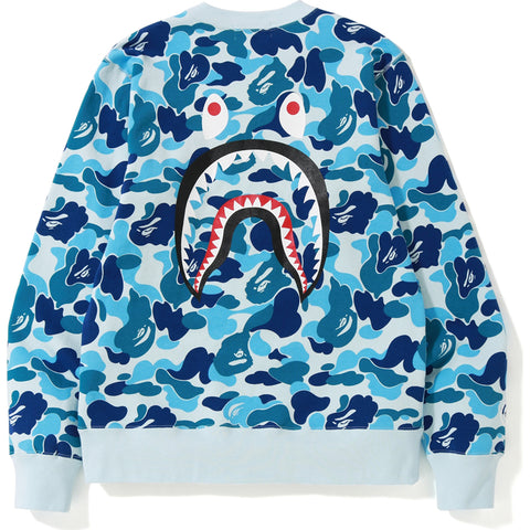 ABC SHARK CREWNECK MENS