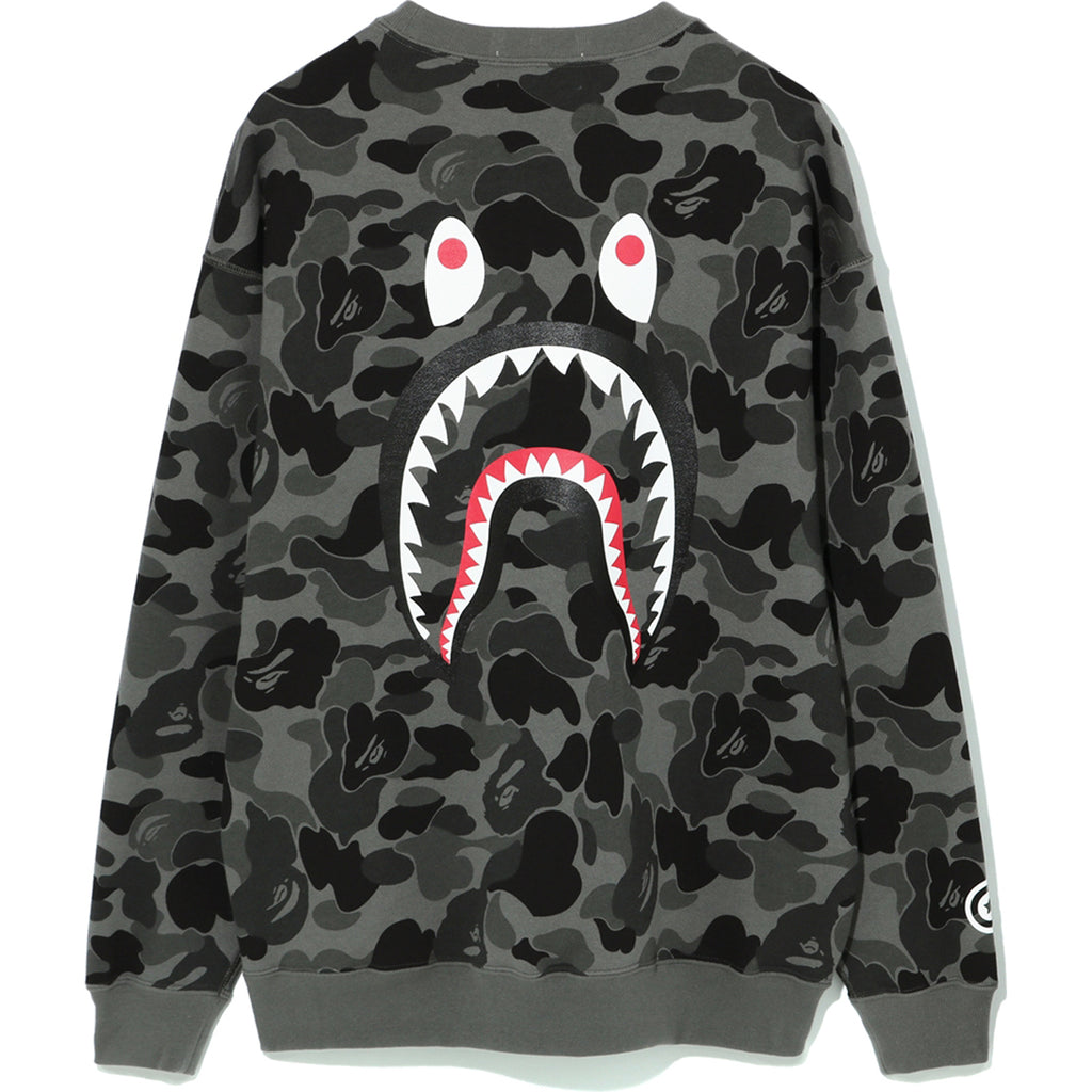ABC SHARK OVERSIZED CREWNECK LADIES