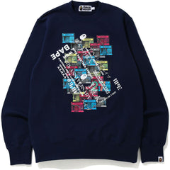 BAPE 27TH ANNIV. CREWNECK MENS