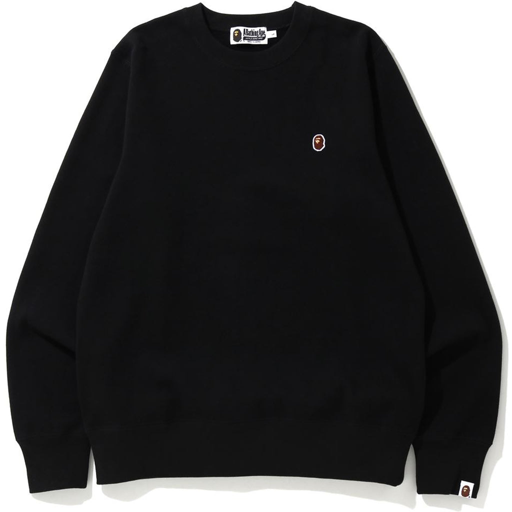 ONE POINT CREWNECK MENS