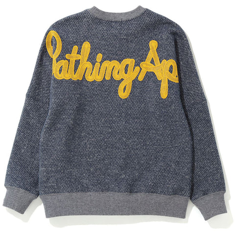 CHAMPION BIG LOGO CREWNECK JR KIDS