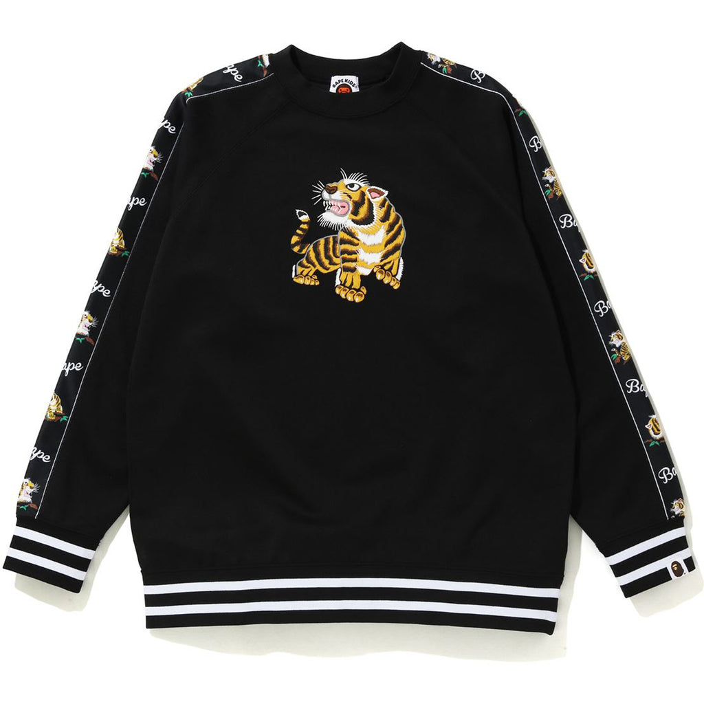 TIGER JERSEY CREWNECK JR KIDS
