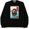 JAPAN A BATHING APE CREWNECK MENS