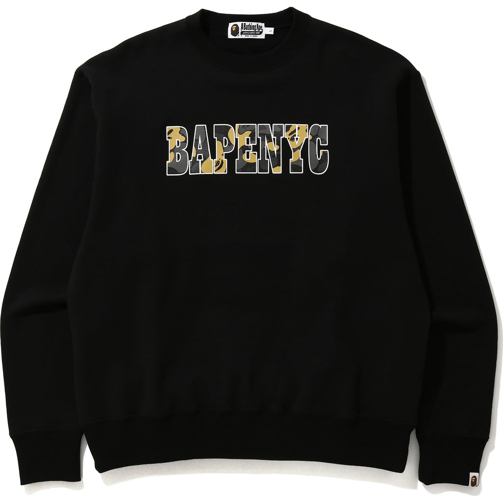 MADISON AVENUE RELAXED CREWNECK M 1 MENS