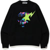 BAPE X KID CUDI CREW NECK MENS