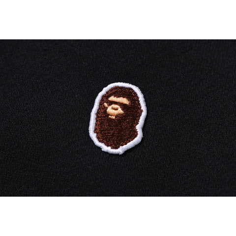 APE HEAD ONE POINT LOOSE FIT CREWNECK MENS