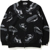 RANDOM BAPE STA SWEAT JERSEY TOP MENS
