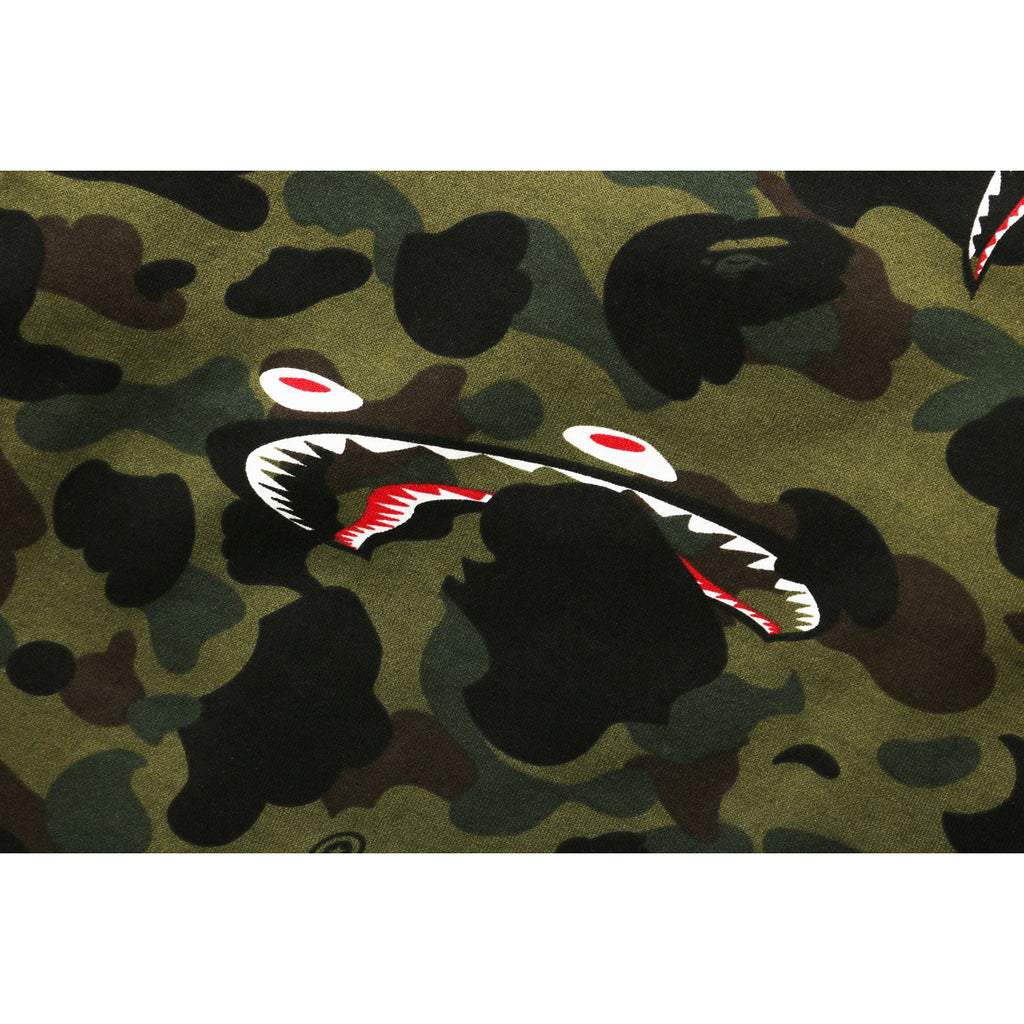 SHARK 1ST CAMO CREWNECK JR KIDS