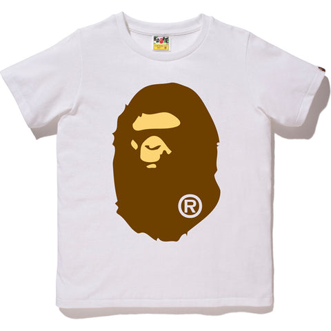 BIG APE HEAD TEE /AP