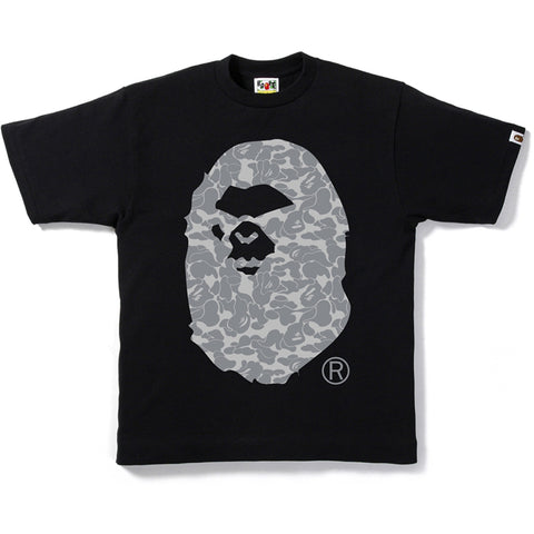 SOLID ABC BIG MAD APE HEAD TEE