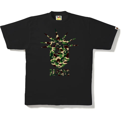 NYC EC ABC APE FACE TEE