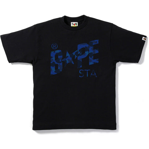 COLOR CAMO BAPESTA TEE