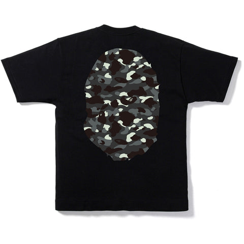 CITY CAMO BIG APE HEAD TEE