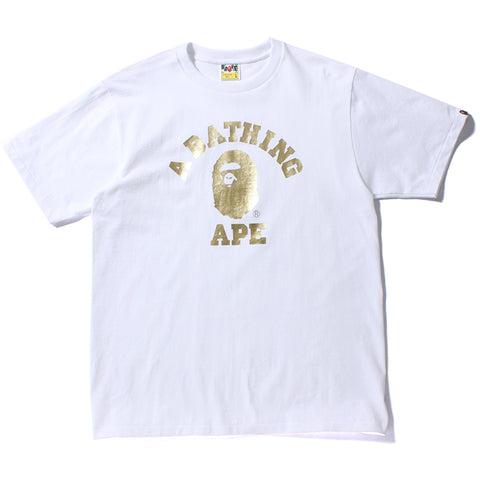 FOIL COLLEGE TEE