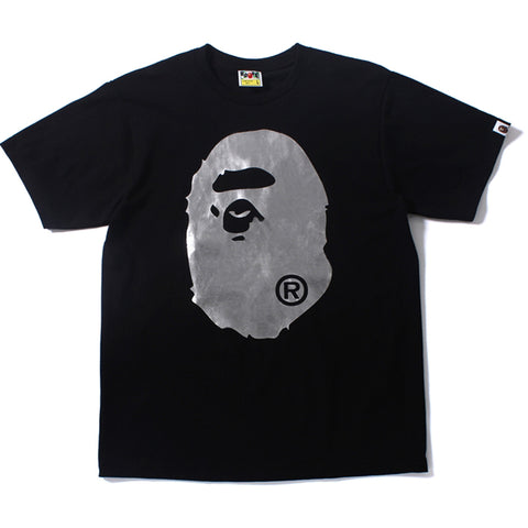 FOIL BIG APE HEAD TEE