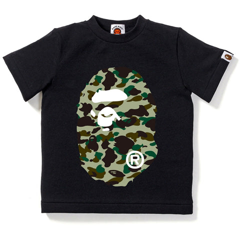 1ST CAMO BIG APE HEAD TEE /K