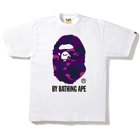 COLOR CAMO BY BATHING TEE