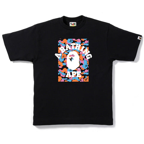 ABC CAMO ON COLLEGE TEE