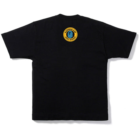 A BATHING APE LETTER TEE