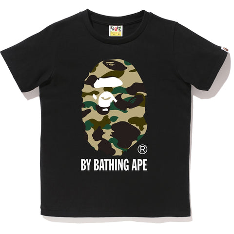 1ST CAMO BY BATHING TEE /L