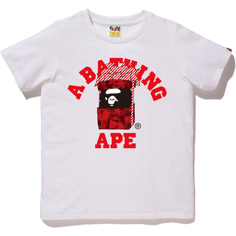 BAPE XMAS TEE WITH BOX LADIES