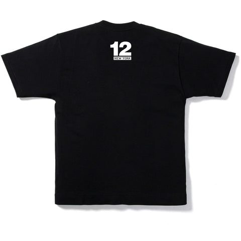 NYC 12TH APE HEAD TEE M
